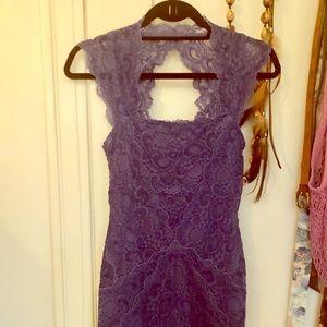 Nicole Miller Lace Dress